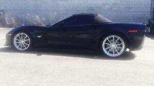 2013 corvette convertible 427 60th anniversary