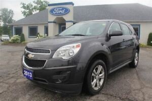 2013 Chevrolet Equinox LS BLUETOOTH FWD CLOTH