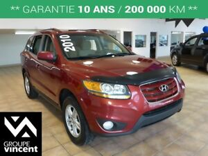 2010 Hyundai Santa Fe GLS**AIR BLUETOOTH**