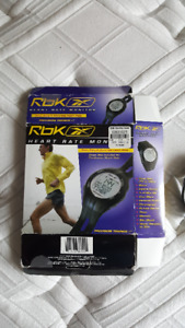 Worn Once Reebok Fitness Tracker