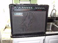 Laney Linebacker 50 Reverb Combo Amp