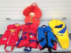Youth/Children Life Jackets