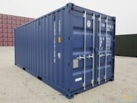 WANTED 20FT SHIPPING CONTAINER