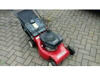 Mountfield Laser Honda Petrol Lawnmower.