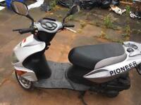 Pioneer Wangye 125
