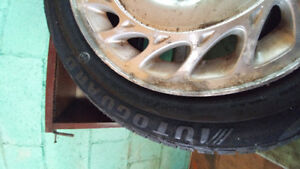195/60/R15 tires BRAND NEW!!!