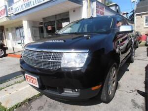 2010 Lincoln MKX  Leather SUV AWD Black Only 165,000Km