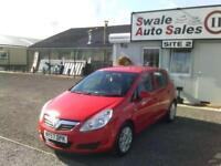 2008 VAUXHALL CORSA CLUB 1.4L AUTO - 18,959 MILES - FULL SERVICE HISTORY-1 OWNER