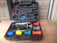 Cooling System Pressure testing kit