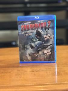 Sharknado 2 Blu-Ray