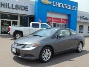 2012 Honda Civic Cpe EX *ALLOYS|SUNROOF*