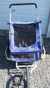 Schwinn Double, Side by Side, Jogging Stroller/Trailer