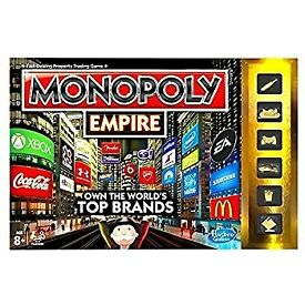 Monopoly Empire Board Game NEW !!! Original Never used !