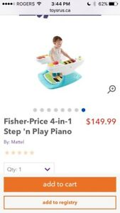 FP step n play piano exersaucer