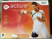 Wii Active and miscellaneous games