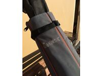 Fishing Rods and Fishing Rod Carrier/Storage Bag