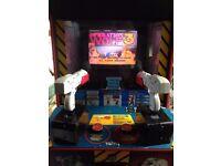 Jamma Arcade Cabinet – Taito Operation Wolf 3