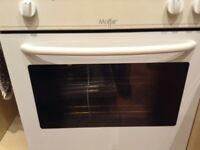 Moffat integrated oven