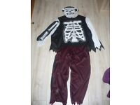 Pirate Skeleton Costume