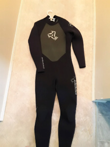 Full body wet suits