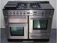 Rangemaster Toledo 110 Duel Fuel Double oven.