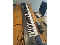 MIDI Full size Keyboard with Suspension pedal