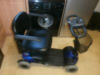 STRIDER ST1 MOBILITY SCOOTER IN EXCELENT CONDITION WITH NEW BATTERIES FITTED FOR PIECE OF MIND