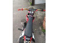 140 pit bike