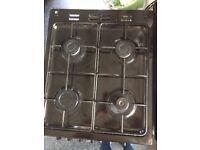 50cm black cooker