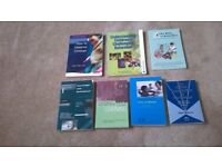 Early Years Education degree text books