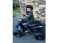 Immaculate kids electric quad