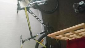 Scott Syncross mountain bike