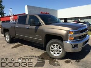 2015 Chevrolet SILVERADO 3500HD LTZ | 4X4 | BOX COVER | HEAT+VEN