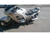Motorcycle for sale or swap