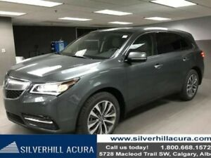 2015 Acura MDX Navigation Package SH-AWD *New Tires, New Rear Br