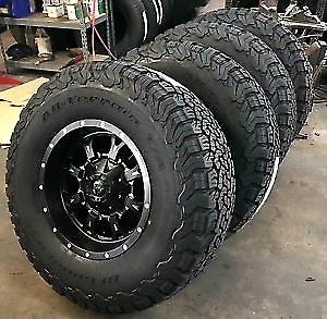 Looking for a set of 16 inch truck tires