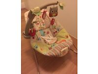 Fisher Price bouncer for sale