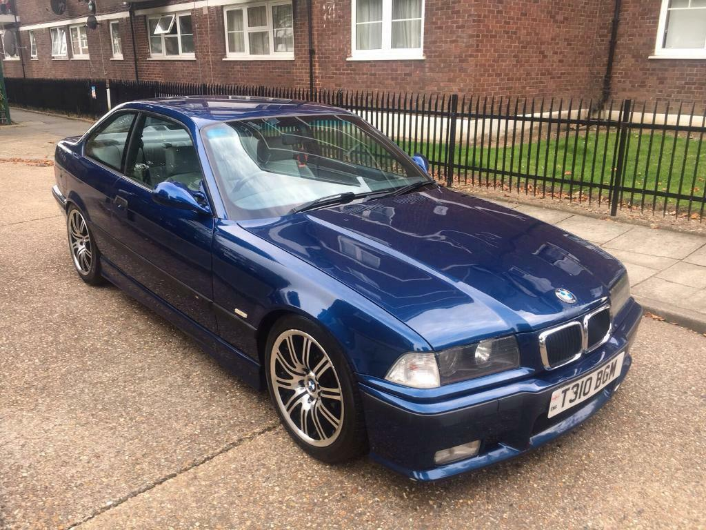 bmw 3 series e36 318is genuine m sport in maida vale london gumtree. Black Bedroom Furniture Sets. Home Design Ideas