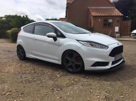 Ford Fiesta ST 2013 stage 3, sat nav + extras