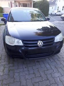 2008 Volkswagen Golf City 2750 $ nego