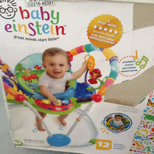 New Baby Items Swing\Bouncer - Activity Jumper - Gym/Saucer