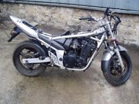 Suzuki gsf650 2005 breaking for spare only