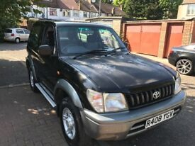 Toyota Land Cruiser Colorado 3.0 TD GS 3dr Strong Car @07445775115@