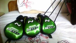 Nickent 3-5-7 fairway woods