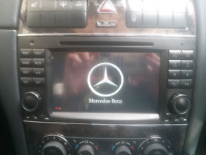 Mercedes *Android* 6.0 Car DVD Multimedia GPS Player