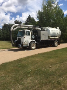 Hydrovac Truck For Sale
