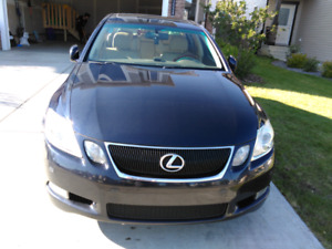 06 Lexus gs300 Fully Loaded AWD 180k No accident clean body