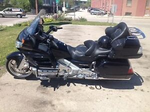 Mint condition Goldwing