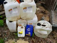Patio cleaner and sealer bundle