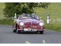 Porsche 356 recreation
